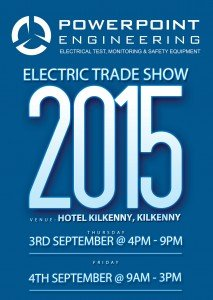 Electric Trade Show Kilkenny 2015