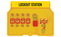 LOTO Custom Lockout Stations