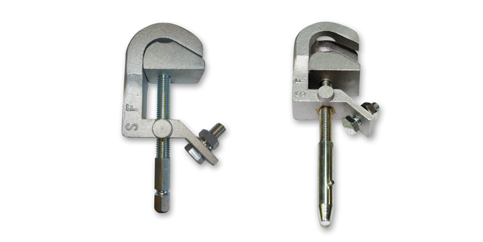 Earthing Clamps & Fittings