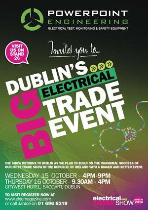 Irish Electricians Trade Show