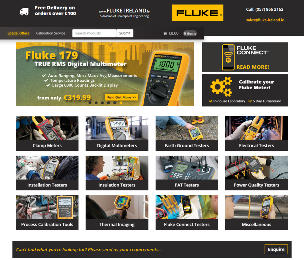 Fluke-ireland.ie